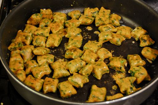 Too Easy Sweet Potato Spinach Gnocchi | Food & Recipes | Pinterest