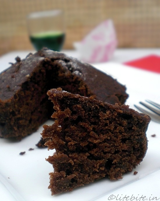 whole wheat chocolate cake | Food for the soul | Pinterest