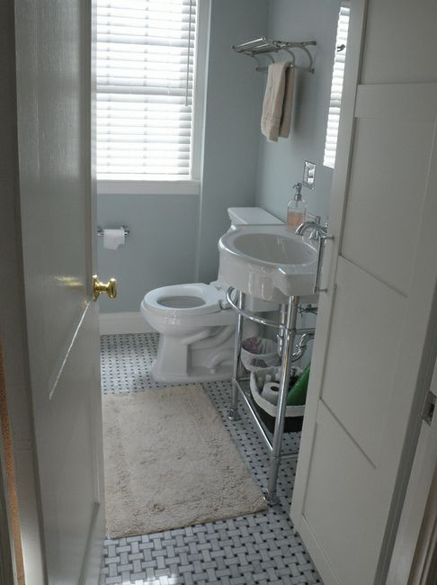 Floor and sink bathroom remodel ideas pinterest for Bath remodel pinterest