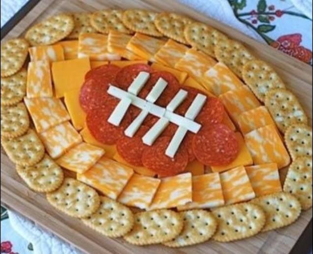 Super bowl recipes appetizers pinterest for Super bowl appetizers pinterest