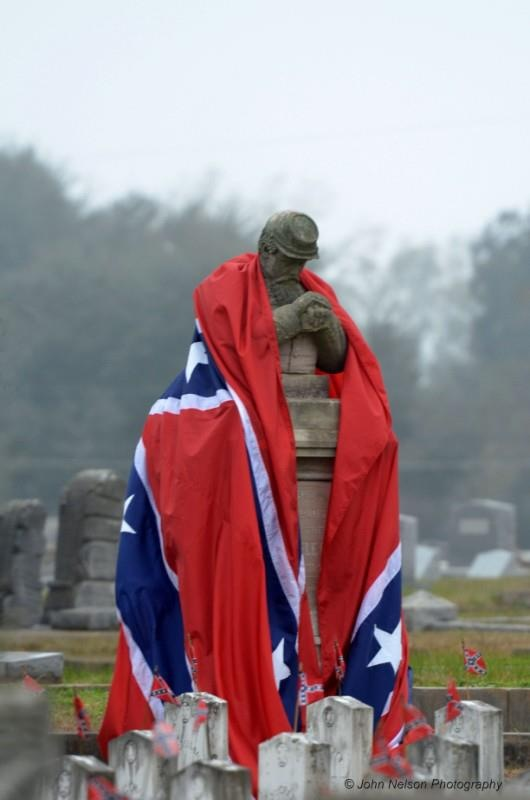 confederate memorial day vs memorial day