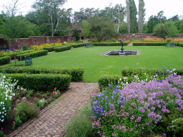 king 39 s garden at fort ticonderoga king 39 s garden pinterest. Black Bedroom Furniture Sets. Home Design Ideas