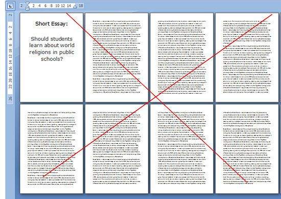 Hack How to Make an Essay Longer