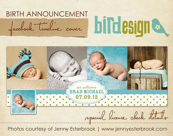 Baby Gift Announcement Ideas : Baby announcement ideas