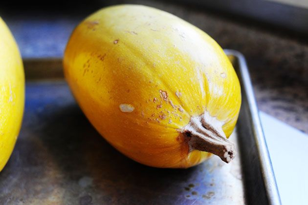 squash with maple syrup and shallots recipe yummly spaghetti squash ...