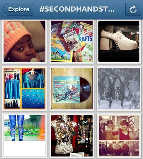 Is Instagram the New Way to Buy Second-Hand Clothes? : TreeHugger