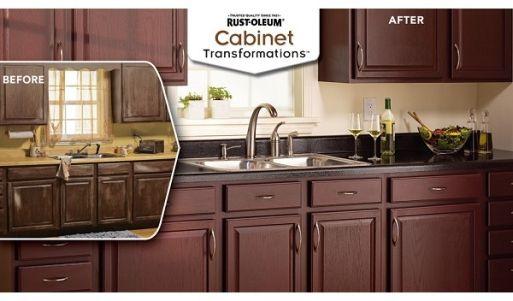 Best Rust Oleum Cabinet Transformations Kitchen Ideas Pinterest 640 x 480
