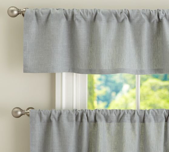 Navy Blue Striped Shower Curtain Beach Cafe Curtains