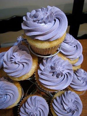 Buttercream Frosting - made with pudding!