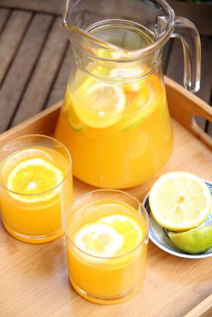 Sangria Blanca | Foods, Drinks & Recipes