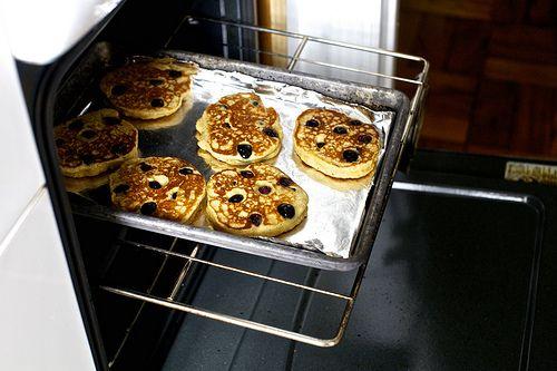 blueberry yogurt multigrain pancakes | Blueberry Blue .:. Recipes ...