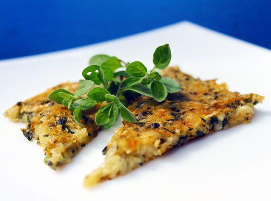 zucchini fritters | Zucchini Zest | Pinterest