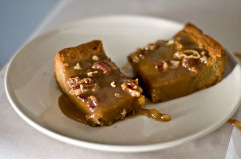 Maple Bacon Blondies - good item to bring to potluck