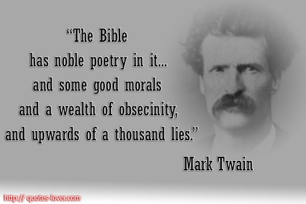 twain and lying On the decay of the art of lying by mark twain about the author in our childhoods, almost all of us read 'the adventures of tom sawyer' and.