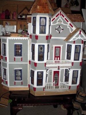 San Franciscan Dollhouse Dollhouse Pinterest