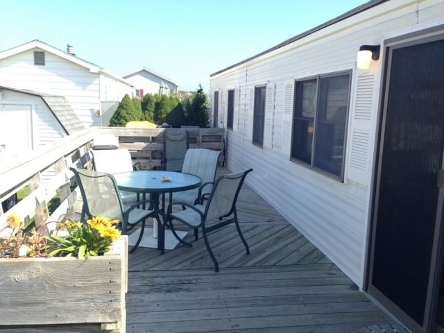 Mobile Home Deck Old Mobile Homes Trailers Some New
