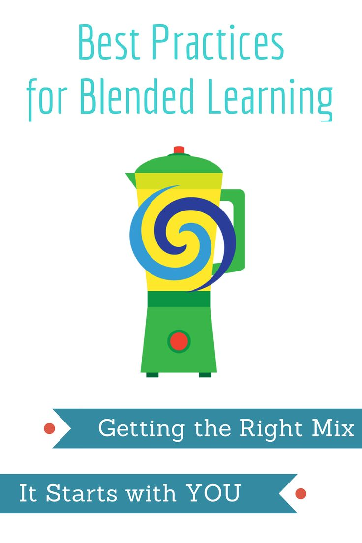 Blended learning njatc