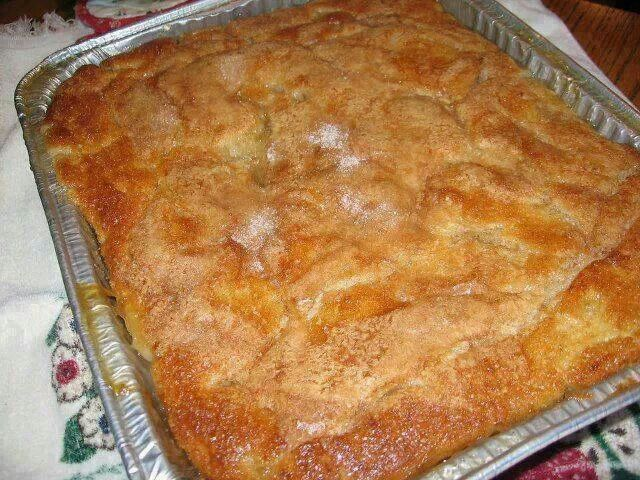 Old Fashioned Peach Cobbler (aKa Peach Puzzle) Recipes — Dishmaps