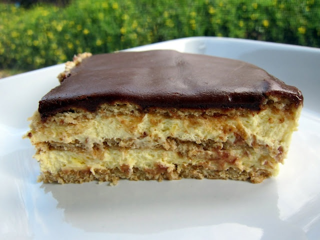 Chocolate Eclair Cake Its yummy! | Food | Pinterest