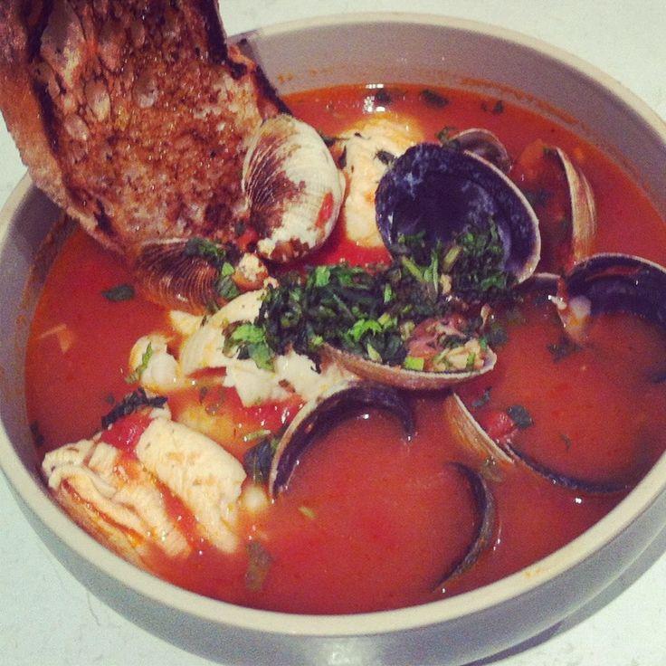 Sicilian seafood stew | Stews | Pinterest
