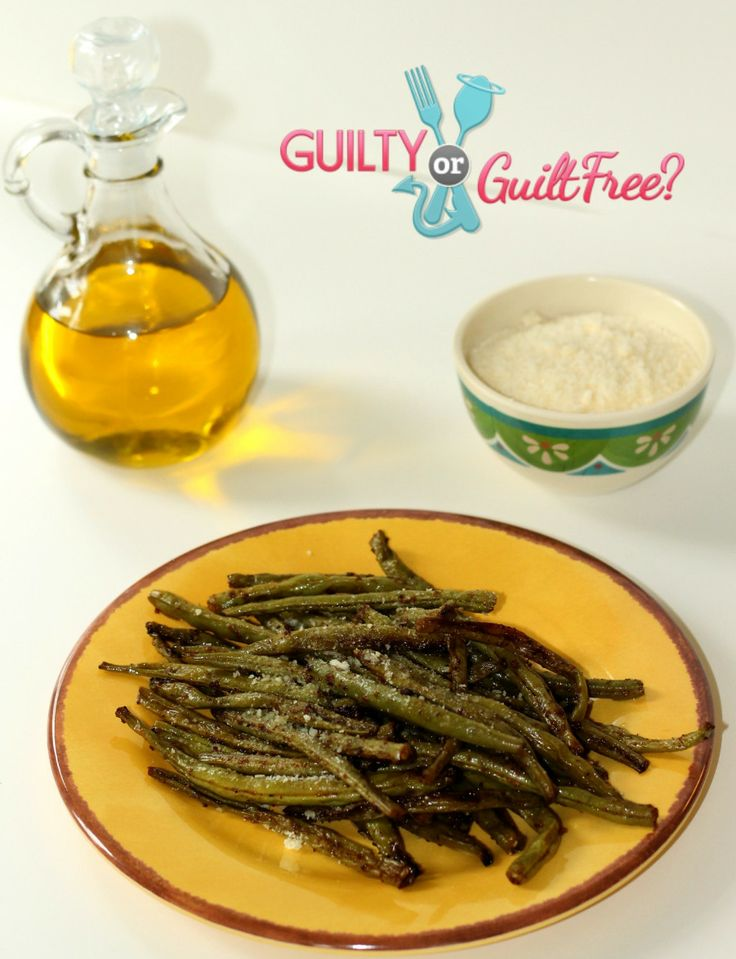 roasted green beans | Recipes | Pinterest