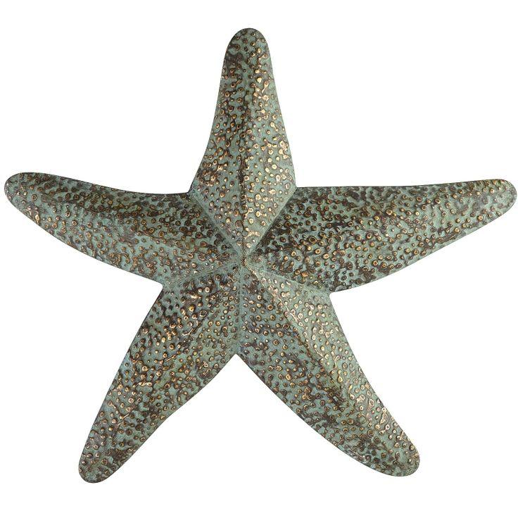 starfish wall decor from pier 1 coastal chic pinterest. Black Bedroom Furniture Sets. Home Design Ideas