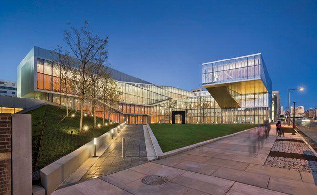 Architecture top communication college