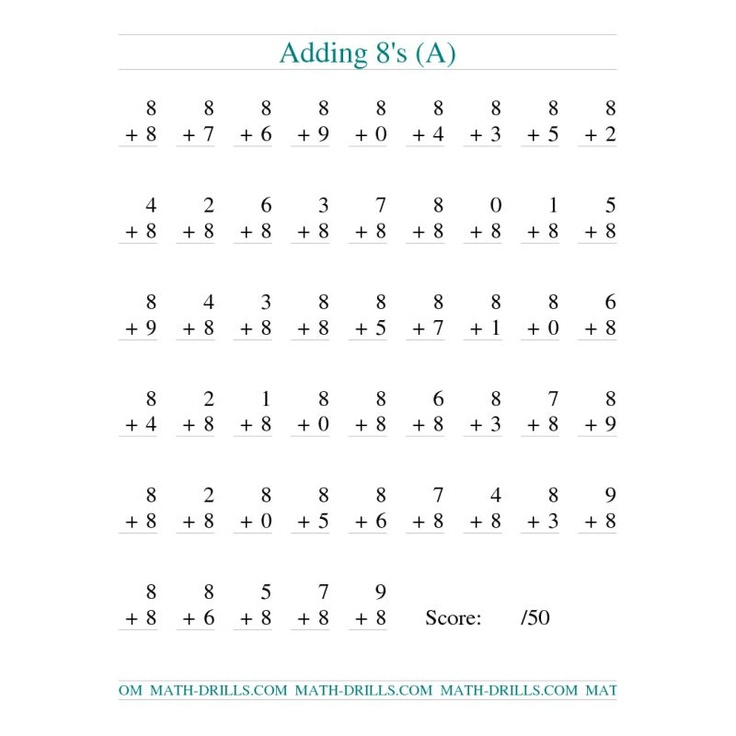 Division Worksheets 1 3 or 5 Minute Drill for Division 5352295 - aks ...