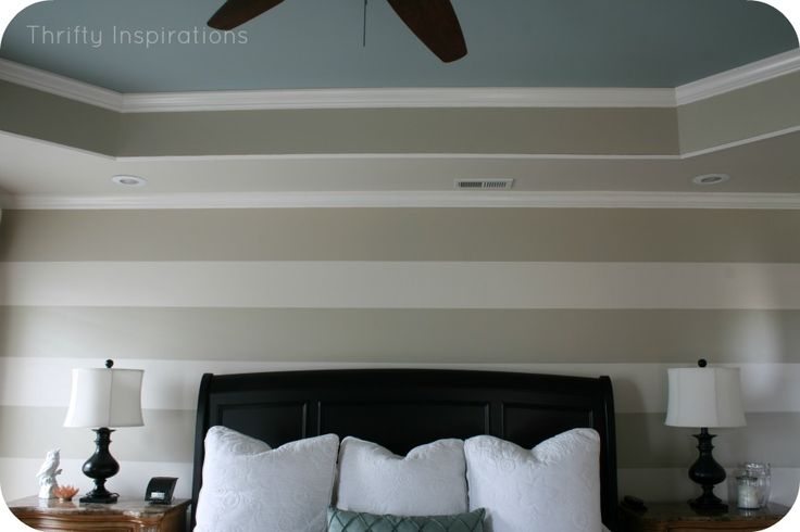 Painted Tray Ceiling Master Bedroom Reno Master Pinterest