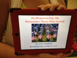 memorial day books