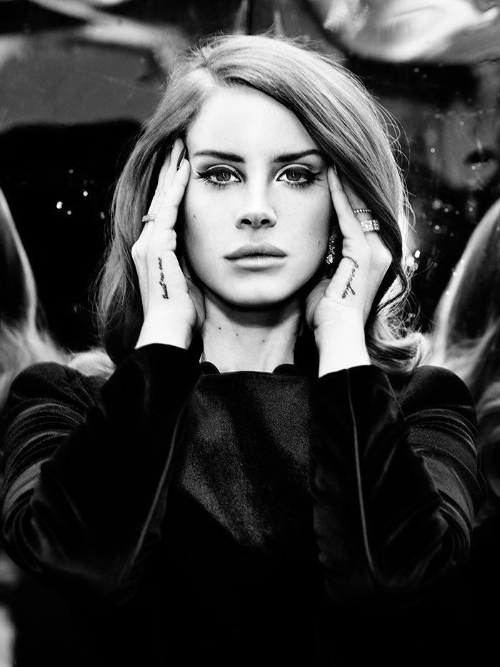 Dark Paradise| Lana Del Rey by Bryan Adams for Zoo