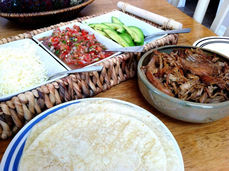 Mexican Slow Cooked Pork Carnitas | Recipes I've Tried | Pinterest