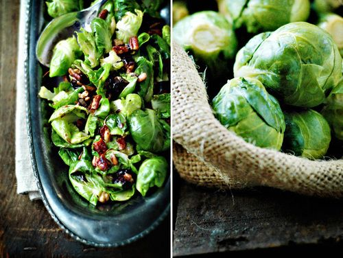 mmm brussel sprouts | yummy food | Pinterest