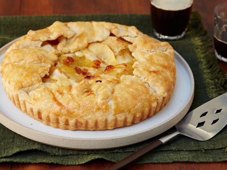 Apple Brown Butter Tart Recipe : Food Network - FoodNetwork.com