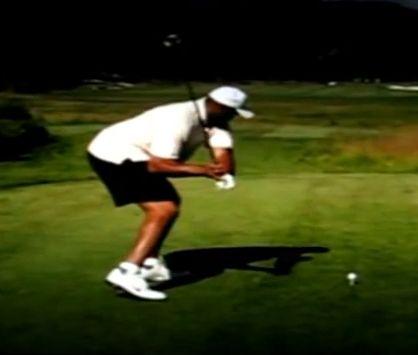 Charles barkley golf swing montage qlty video pinterest