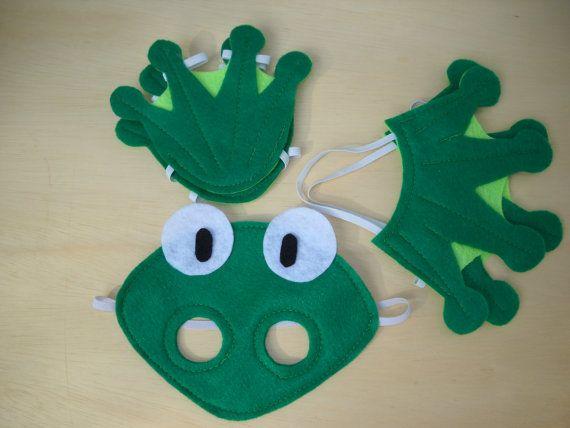 Перчатки для лягушки своими руками 27