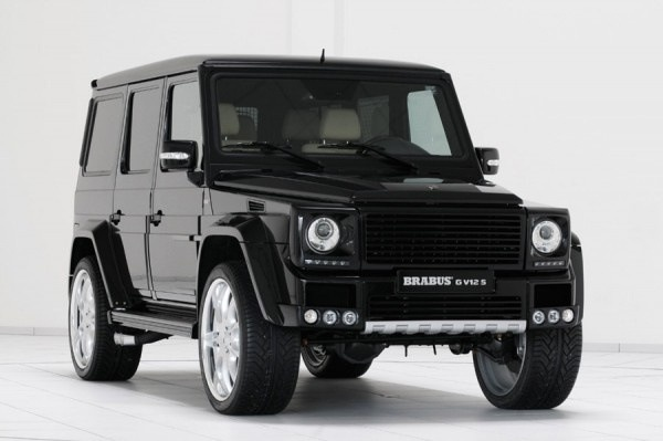 Mercedes brabus g wagon cars and motorcycles pinterest for Mercedes benz g wagon v12