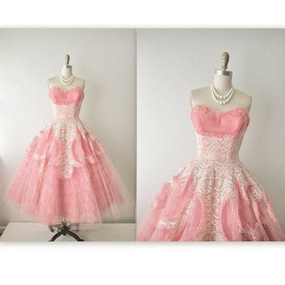 Vintage Prom Dr...