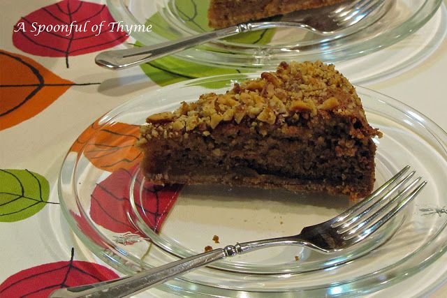 Armenian Nutmeg Cake | Cake or death?....mmmm cake please | Pinterest