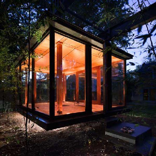 A Tea House Meditation Room Dream Home Yard