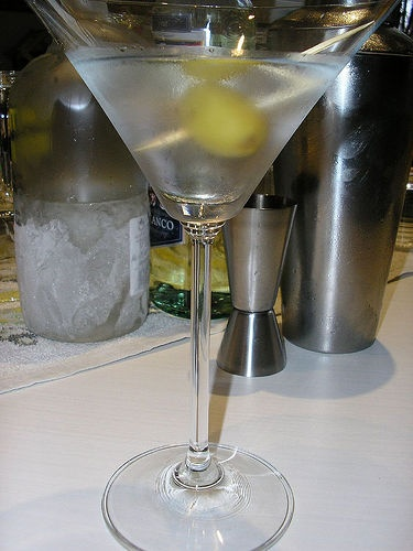 extra dirty martini recipe grey goose