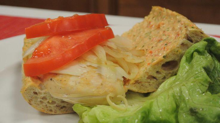 Brown Bag It: Chicken Panini with Sun-Dried Tomato-Basil Mayo Recipe