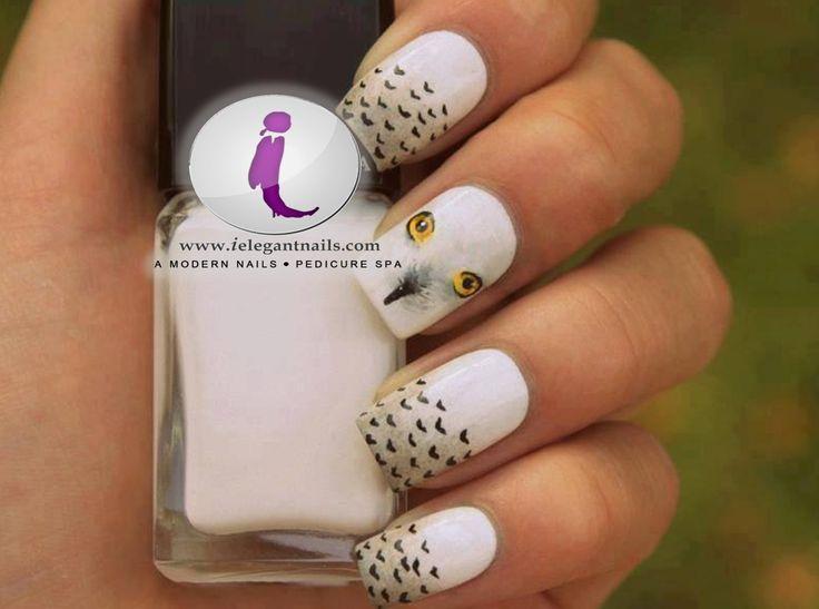 ..hoot. | The Nails Store - iElegant Nails SPA in Green Bay | Pin