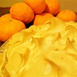 Orange Meringue Pie...omg yes! Love orange way more than lemon!