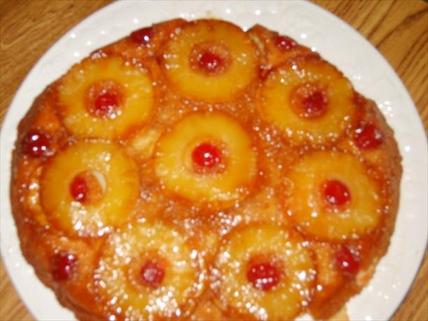 Pineapple Upside