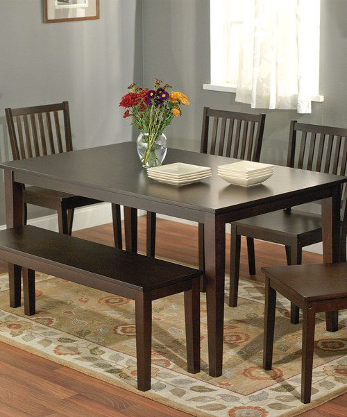 Family And The Dining Room To A Brand New Dining Set This Sleek Set