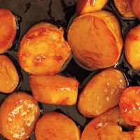 Sorghum-Glazed Baby Carrots - Bon Appétit