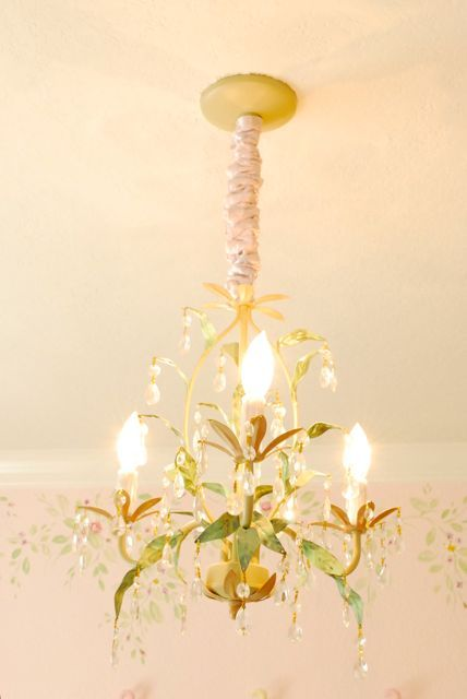 lampadari per bambine : Decor ideas for vintage room. Home: Decor Ideas for the Kids Room ...