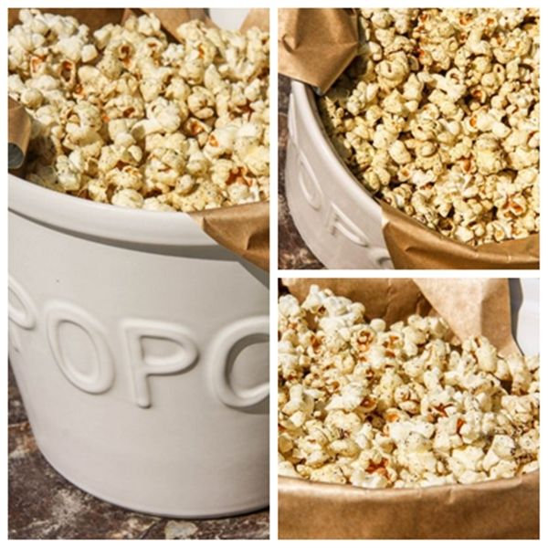 Curry popcorn done | Pop Pop Popcorn! | Pinterest