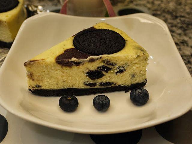 Resepi Oreo Cheese Cake Tanpa Bakar